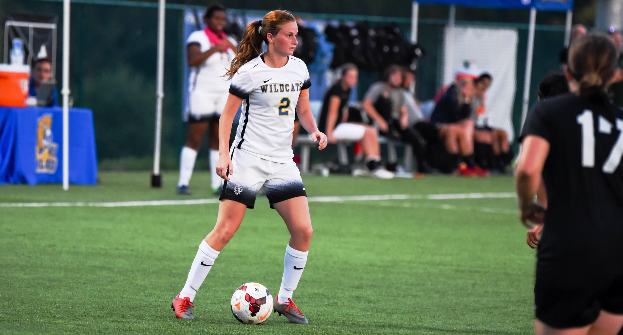 Doyle's Five-Star Performance Leads Women's Soccer Past Lancers