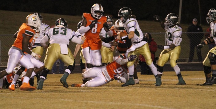 Gators Playoff Run Ends in Stockbridge