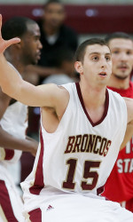Trasolini Named to All-District Academic All-American Team