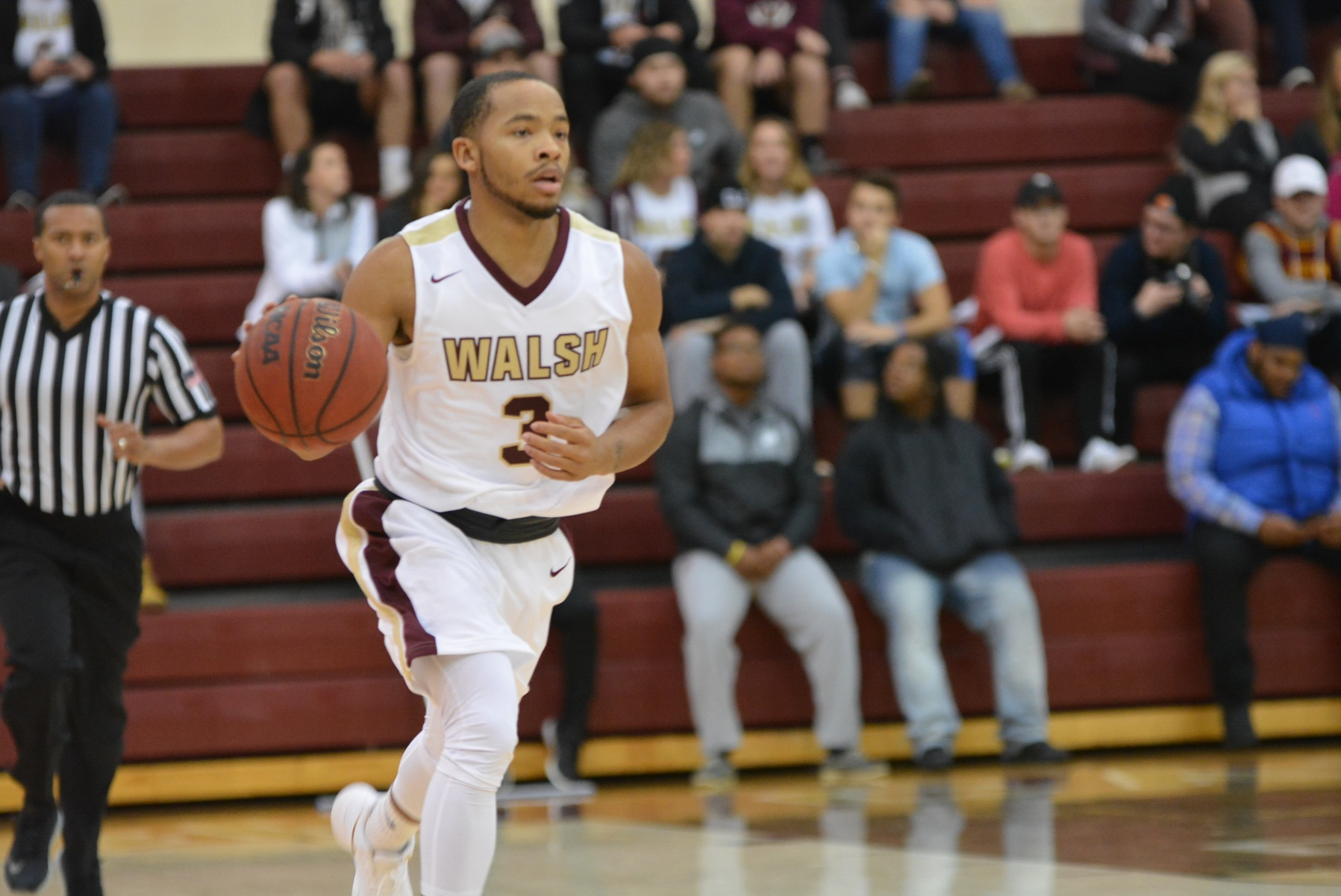 Walsh Moves Into Tie For Second Place With Win Over Trevecca
