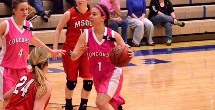 Women's Basketball controls MSOE in home NACC victory