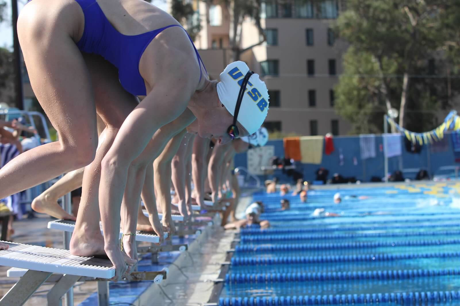 Gauchos Race Towards Promising MPSF Conference Championships