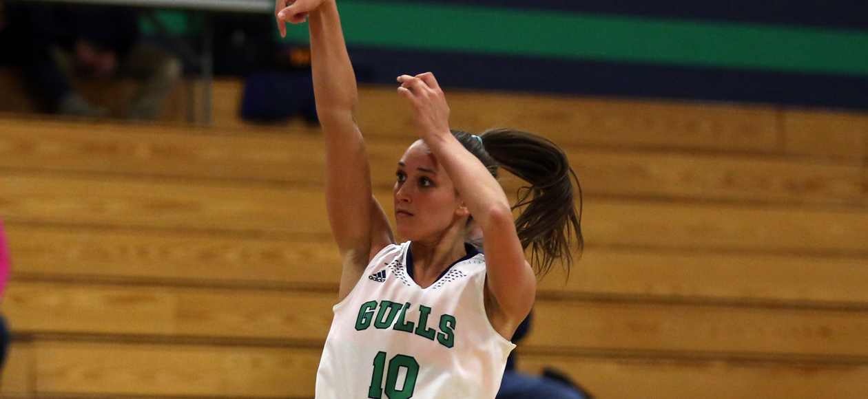 Kelsey Cuddy Named To D3Hoops.com All-Northeast Region Fourth Team