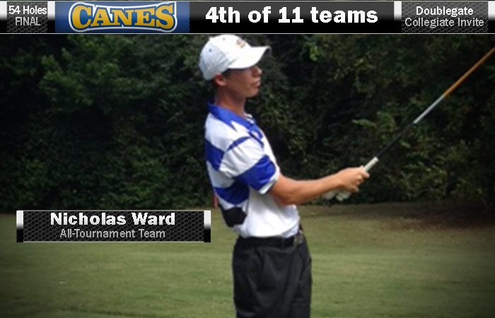GSW Finishes Fourth In Albany; Ward All-Tournament