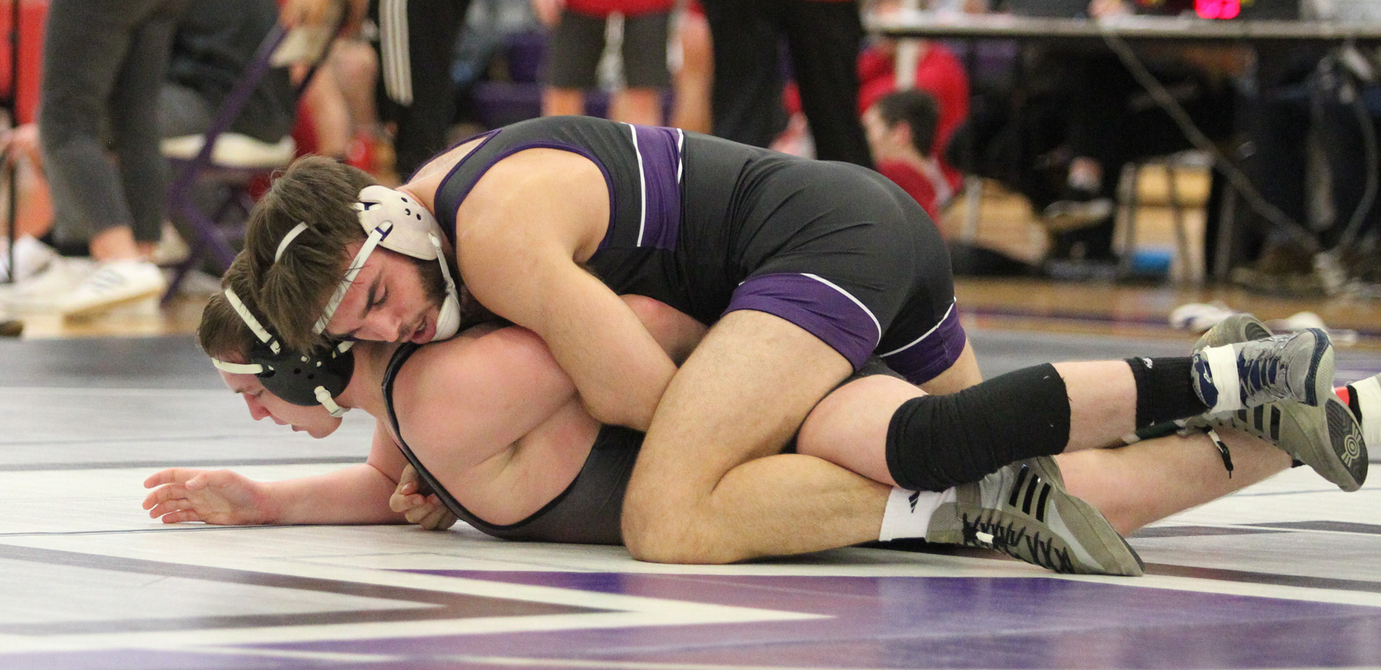 Dan D'Agostini was honored as The University of Scranton Athlete of the Week on Monday.