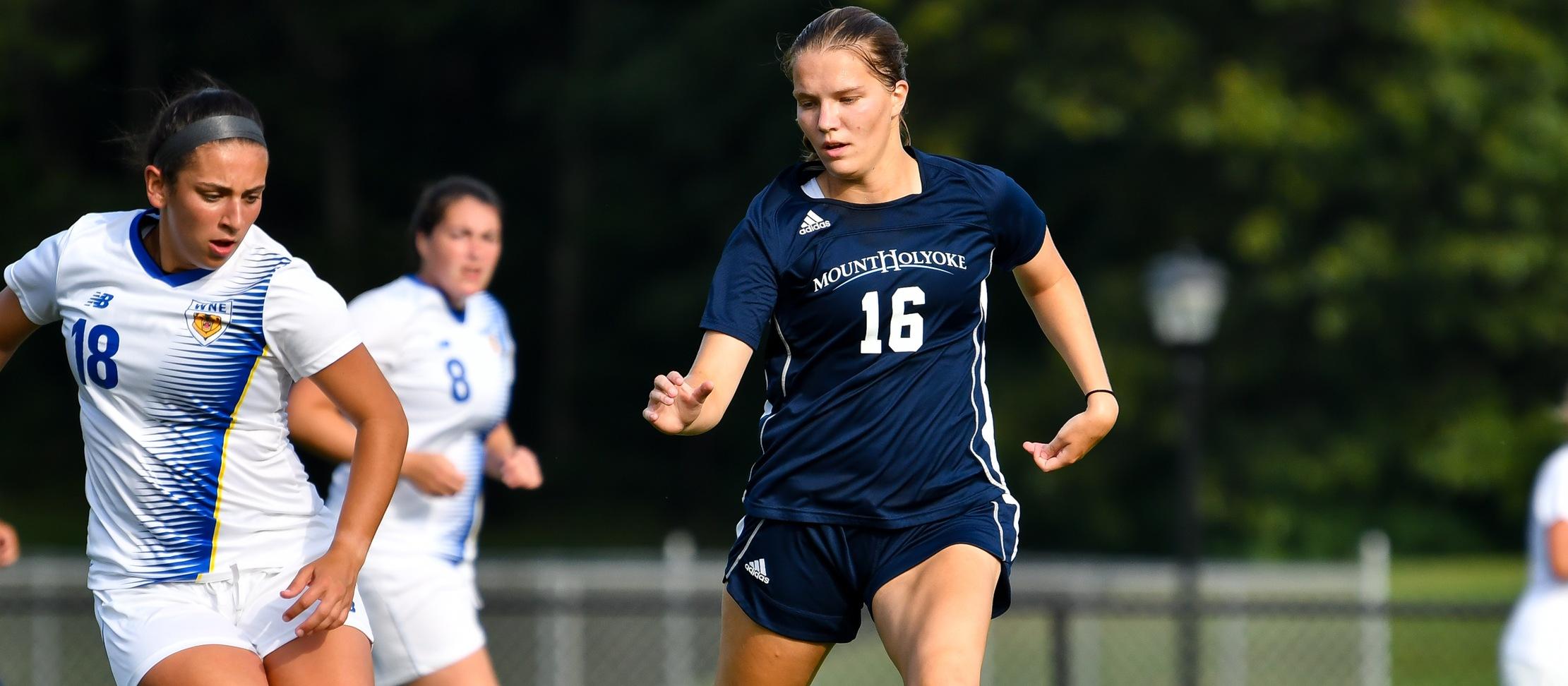 Soccer Falls to Springfield, 4-0, in NEWMAC Play