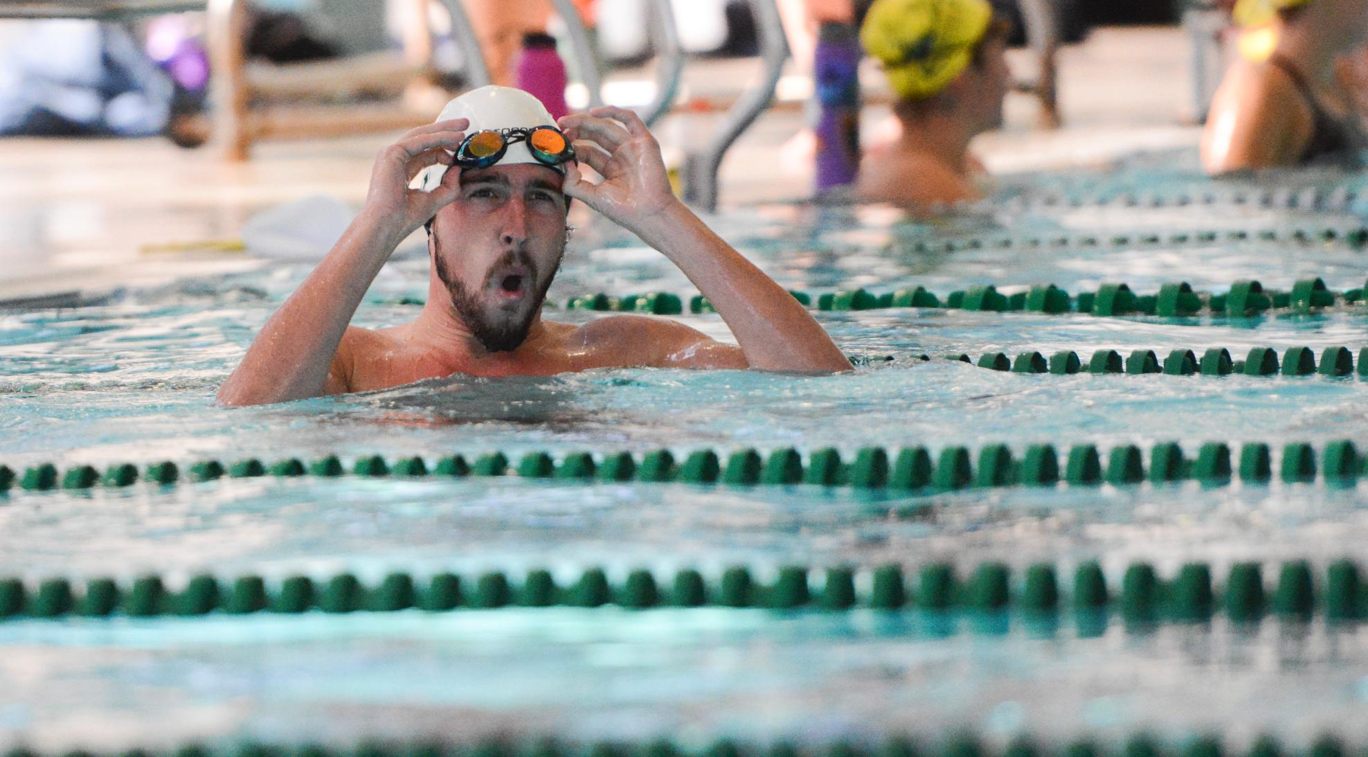 Swimming and Diving wraps up dual season at CMS