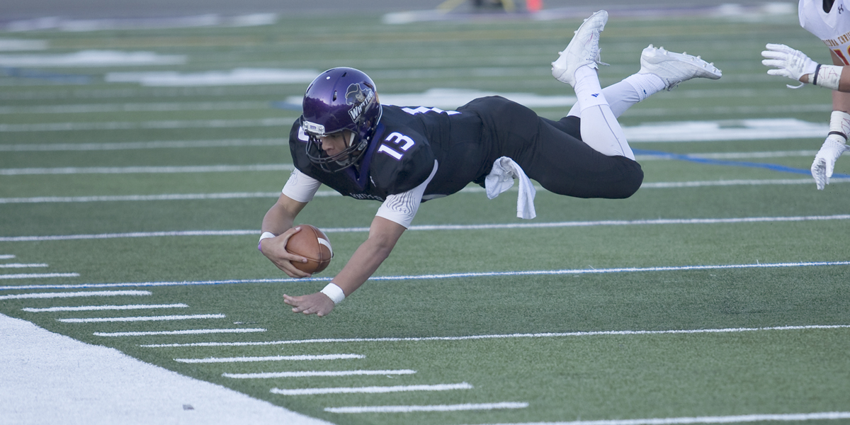Miguel Avina combines for six touchdowns in loss to No. 22 ACU