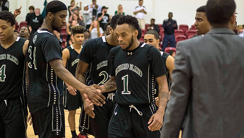 Richard Bland Wins 2nd Region 10 Championship In 3 Years