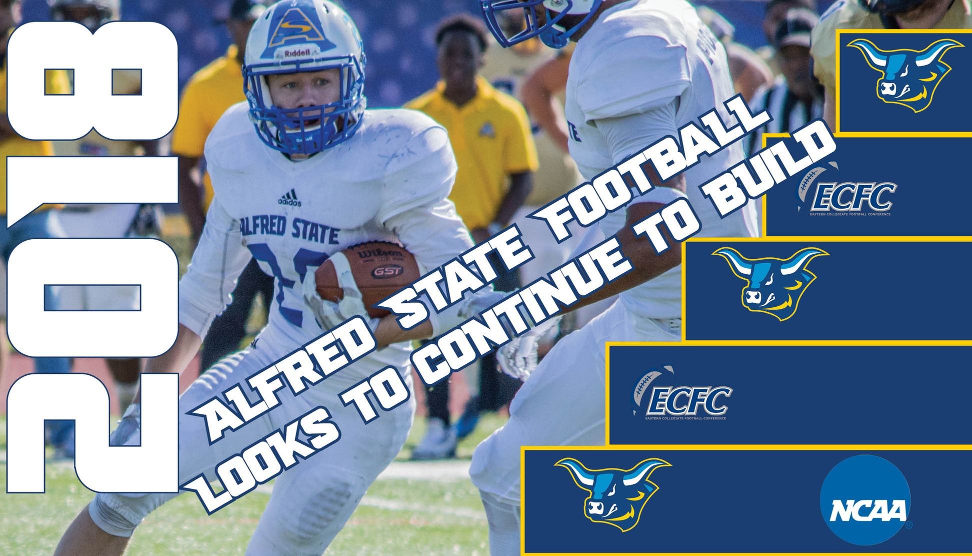 2018 Alfred State Football Season Preview