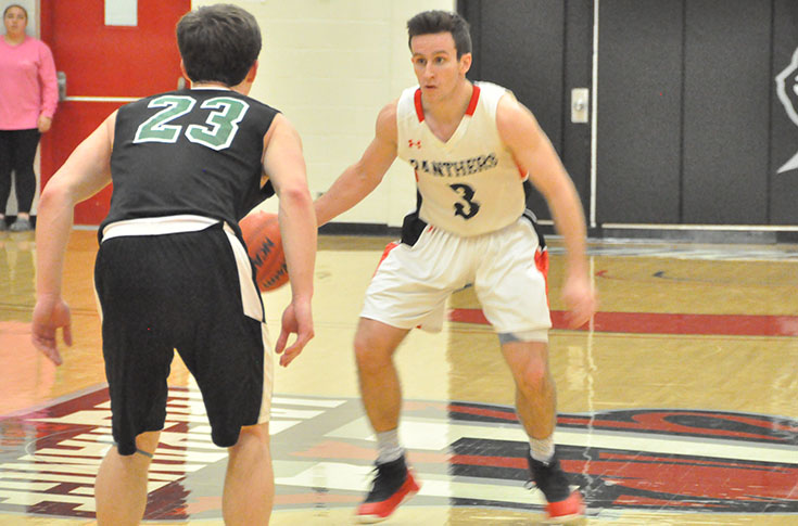 Men's Basketball: Panthers stop Piedmont to pick up key USA South win