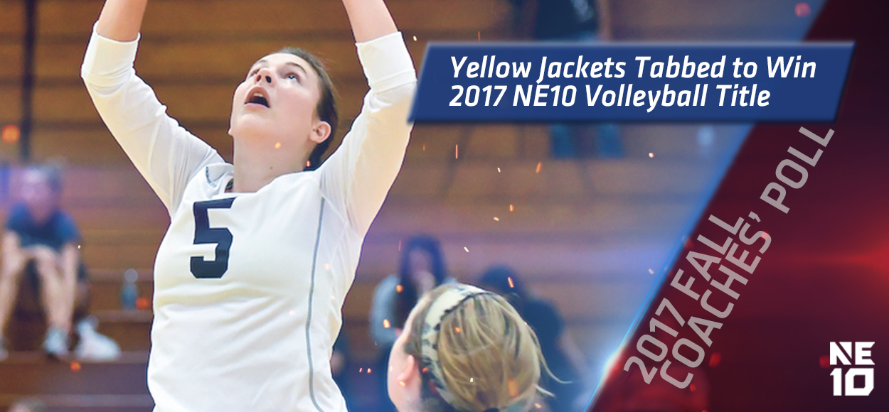 Defending Regional Champions from AIC Lead the Way in NE10 Volleyball Coaches' Poll