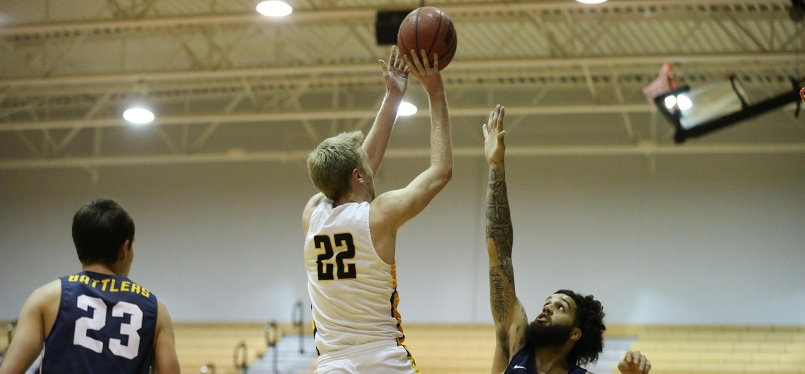 Men's Basketball Drops Home Contest With Walsh