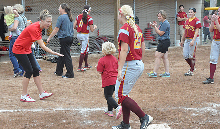 Ferris State Athletics' Women In Sports Day Event Proves Successful