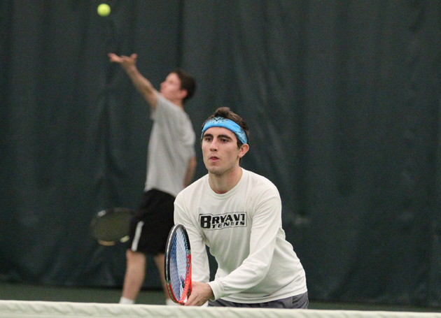 Parziale, Vogt, Kim impressive at Brown