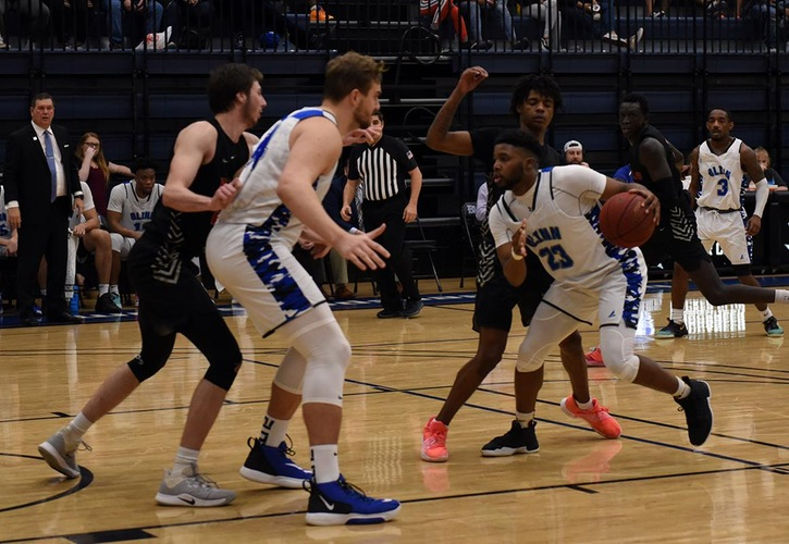 Blinn Men's Basketball Wins Against Lee, 90-84