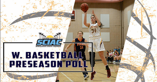 CMS At The Top of SCIAC Women's Basketball Coaches Preseason Poll