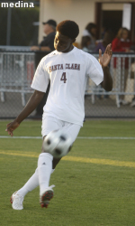 SCU Men's Soccer Battles USF This Week