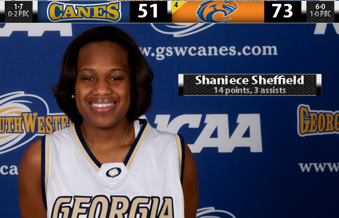Clayton State Overwhelms Lady 'Canes