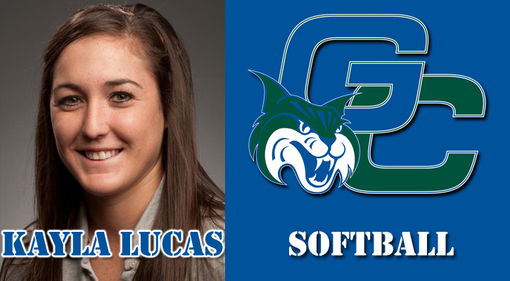 GC Softball Adds Lucas as GA Coach