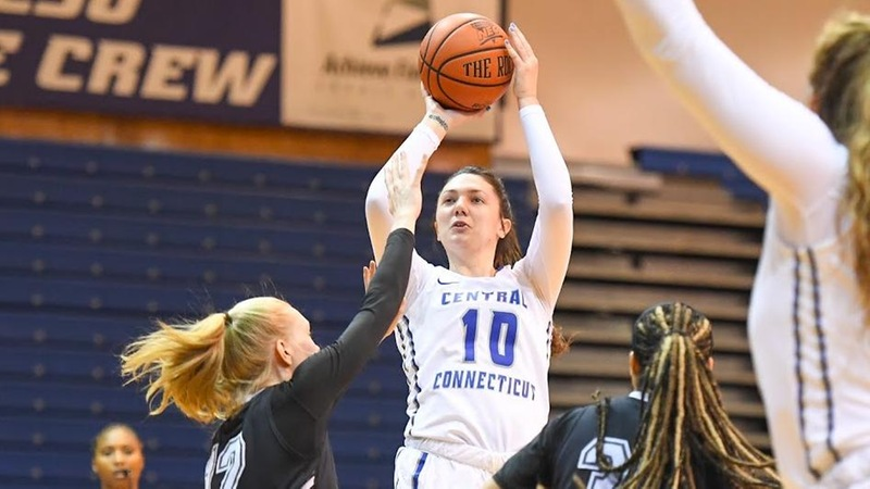 Lydon Records Season-High, Blue Devils Stopped at Wagner