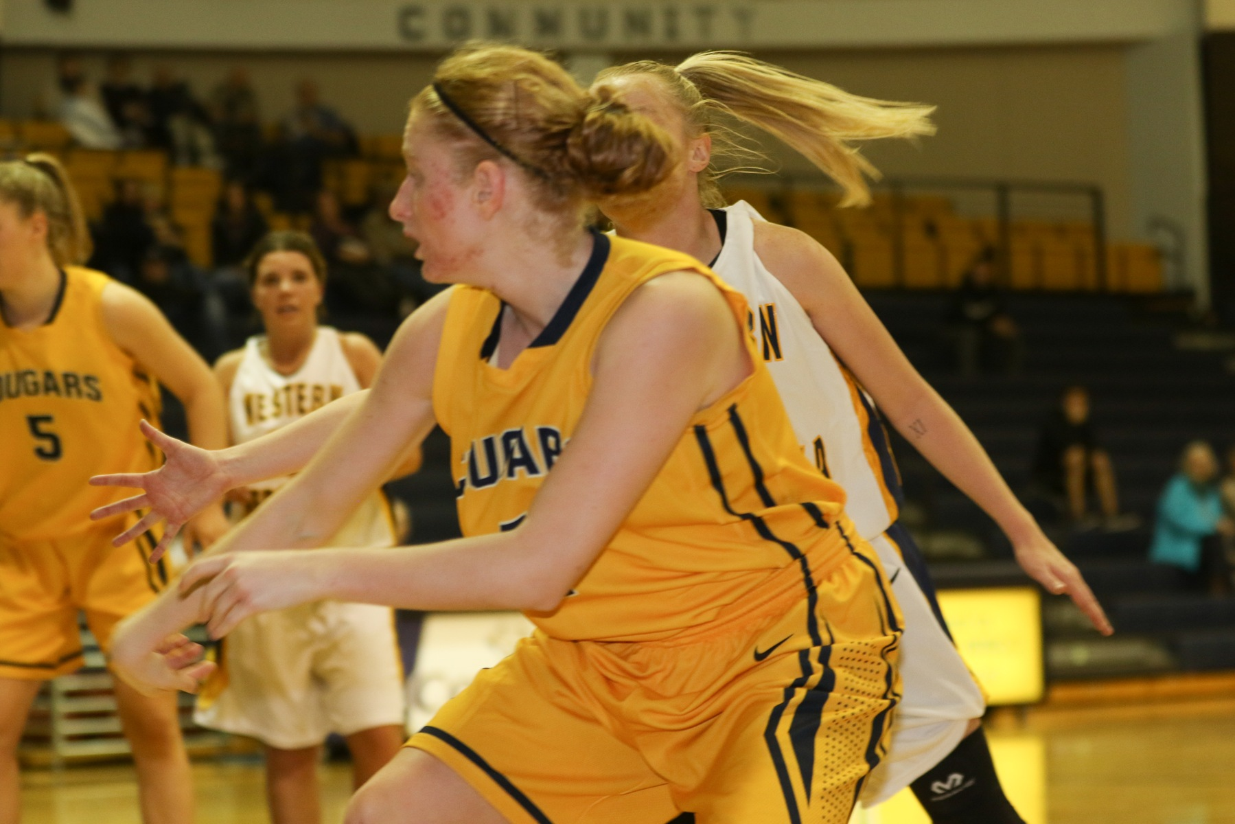 WNCC women take down No. 18 Iowa Western
