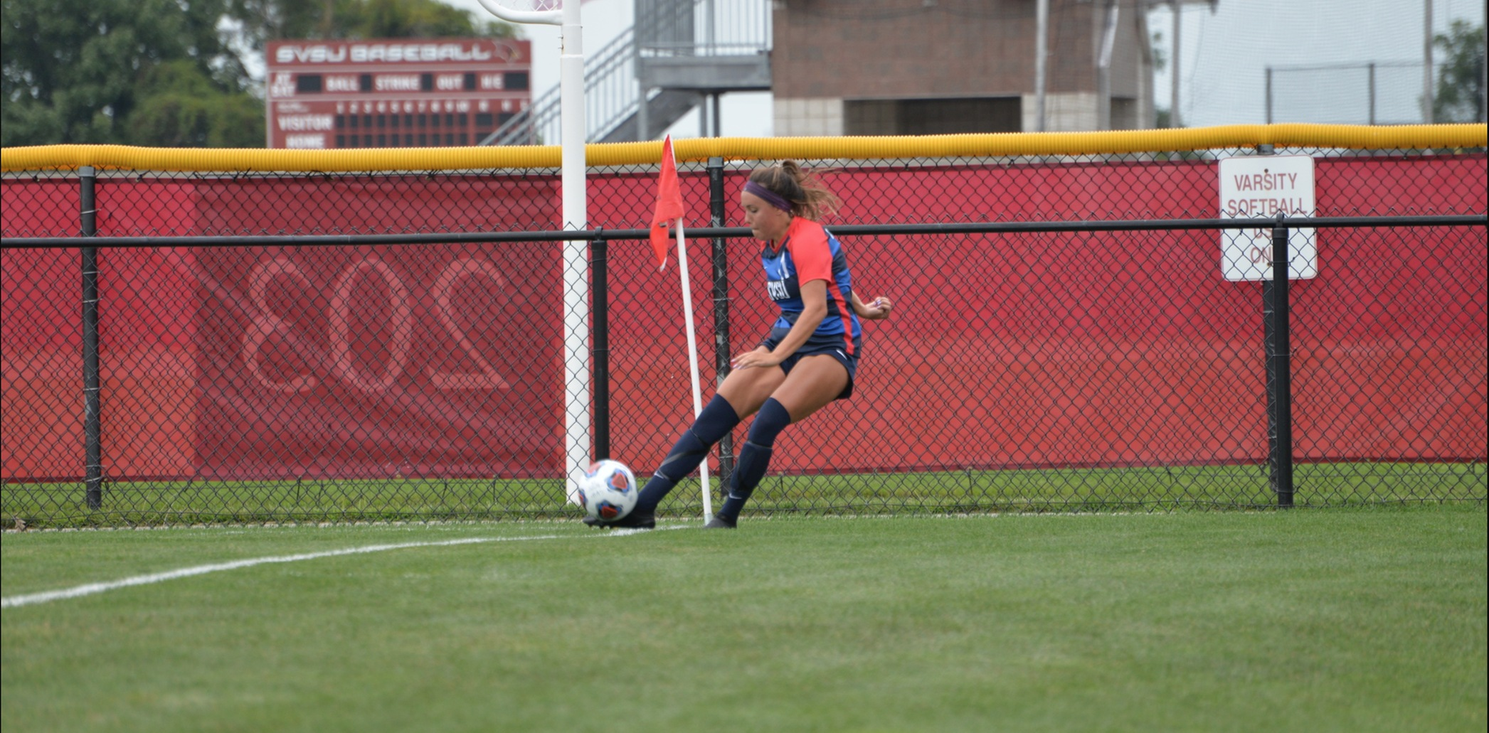 Lady Cardinals Win Big Over Alderson Broaddus, 8-0