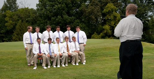 Veteran Golden Eagle golf team opens season at Sea Trail