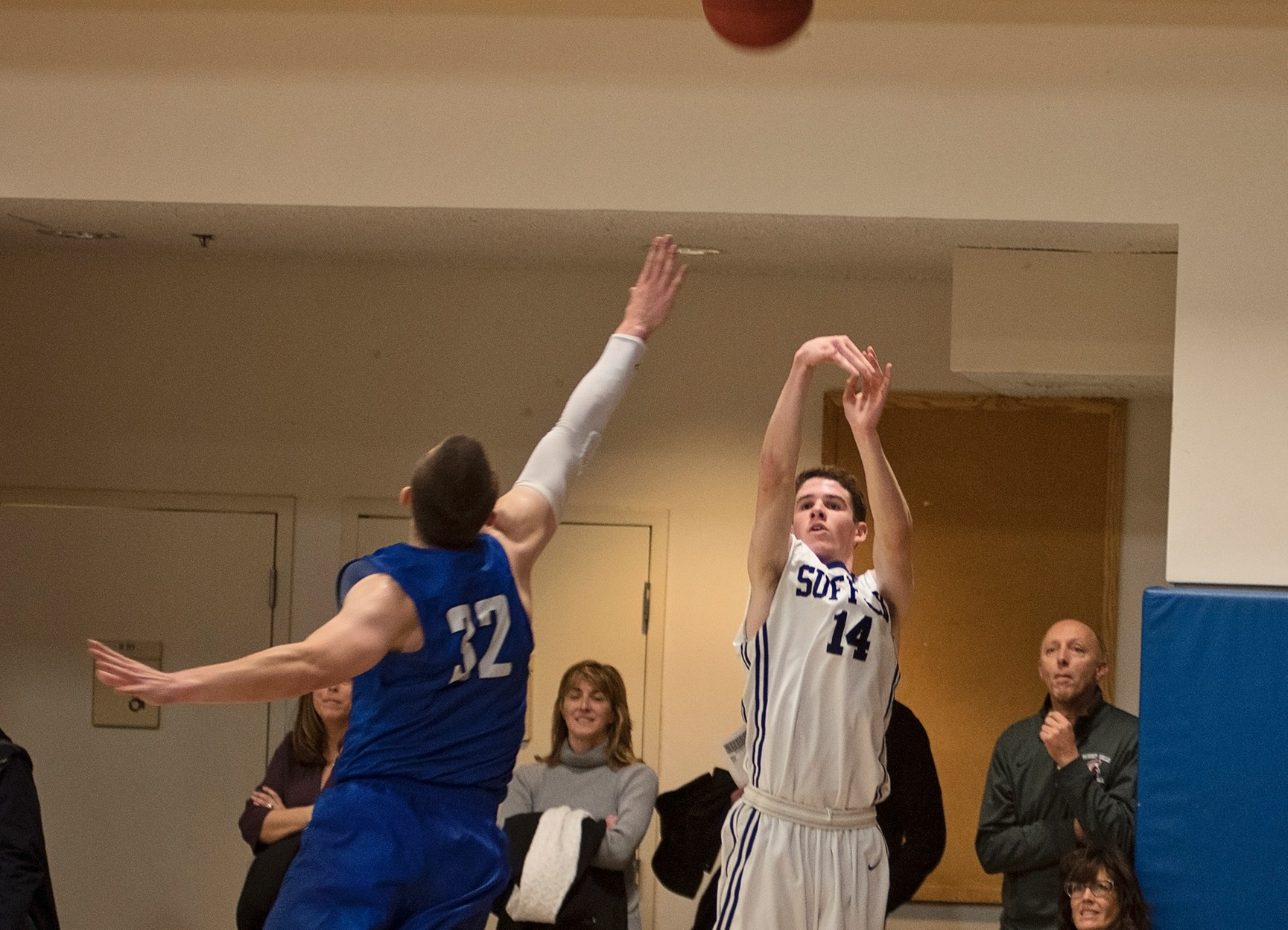 Rematch with Albertus Magnus Up Next for Men's Basketball