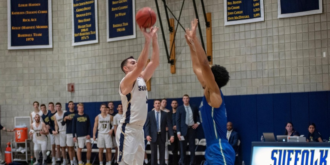 Men's Basketball Visits Rivier Saturday