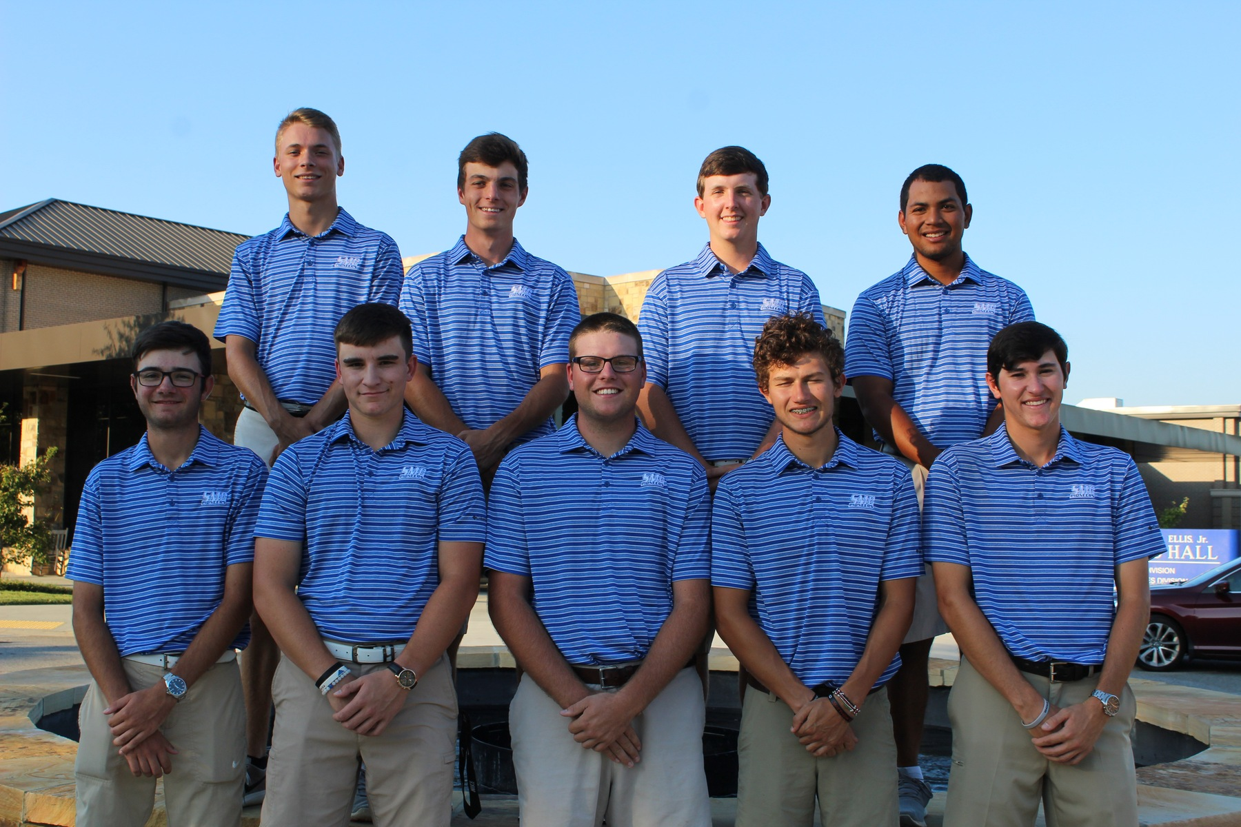 Men's Golf Season Recap