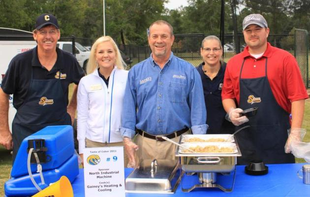 Taste of Coker Slated for Oct. 8