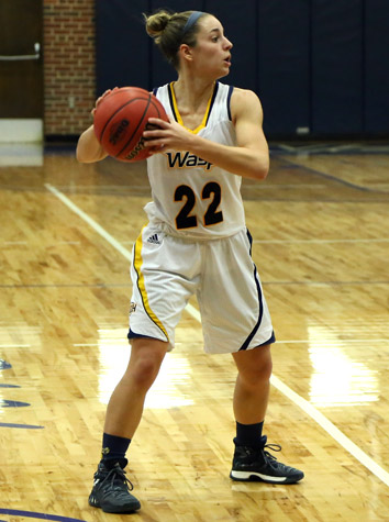 Emory & Henry Women's Basketball Takes Down Greensboro, 93-60, Wednesday At Home
