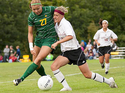 Women's Soccer Posts Shutout Road Win