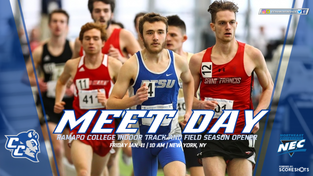 Track and Field to Compete at Ramapo College Friday