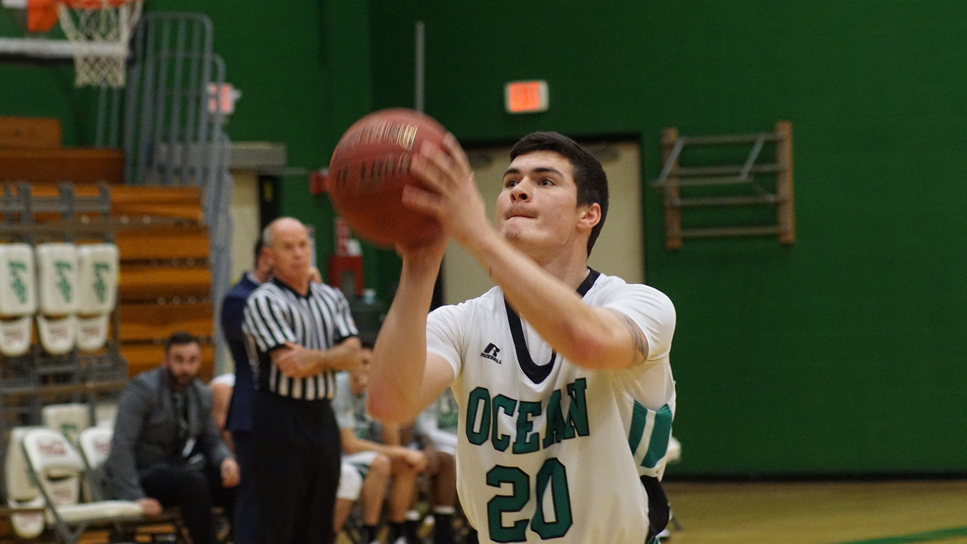 Vikings Top EPAC's Lehigh Carbon CC in 75-70 OT Thriller
