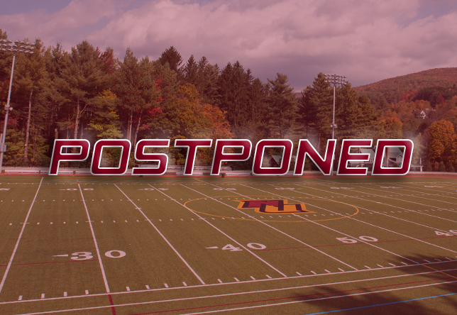 Lacrosse: Men's and Women's Games Postponed Due to Weather