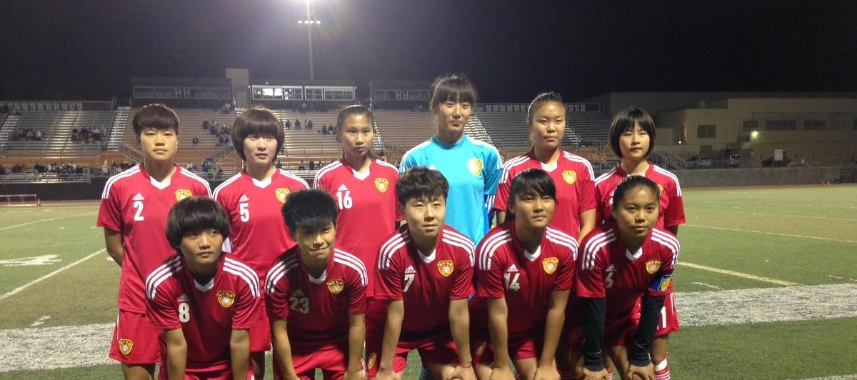 UCSB will host the Chinese U-17 World Cup Team Sunday night.