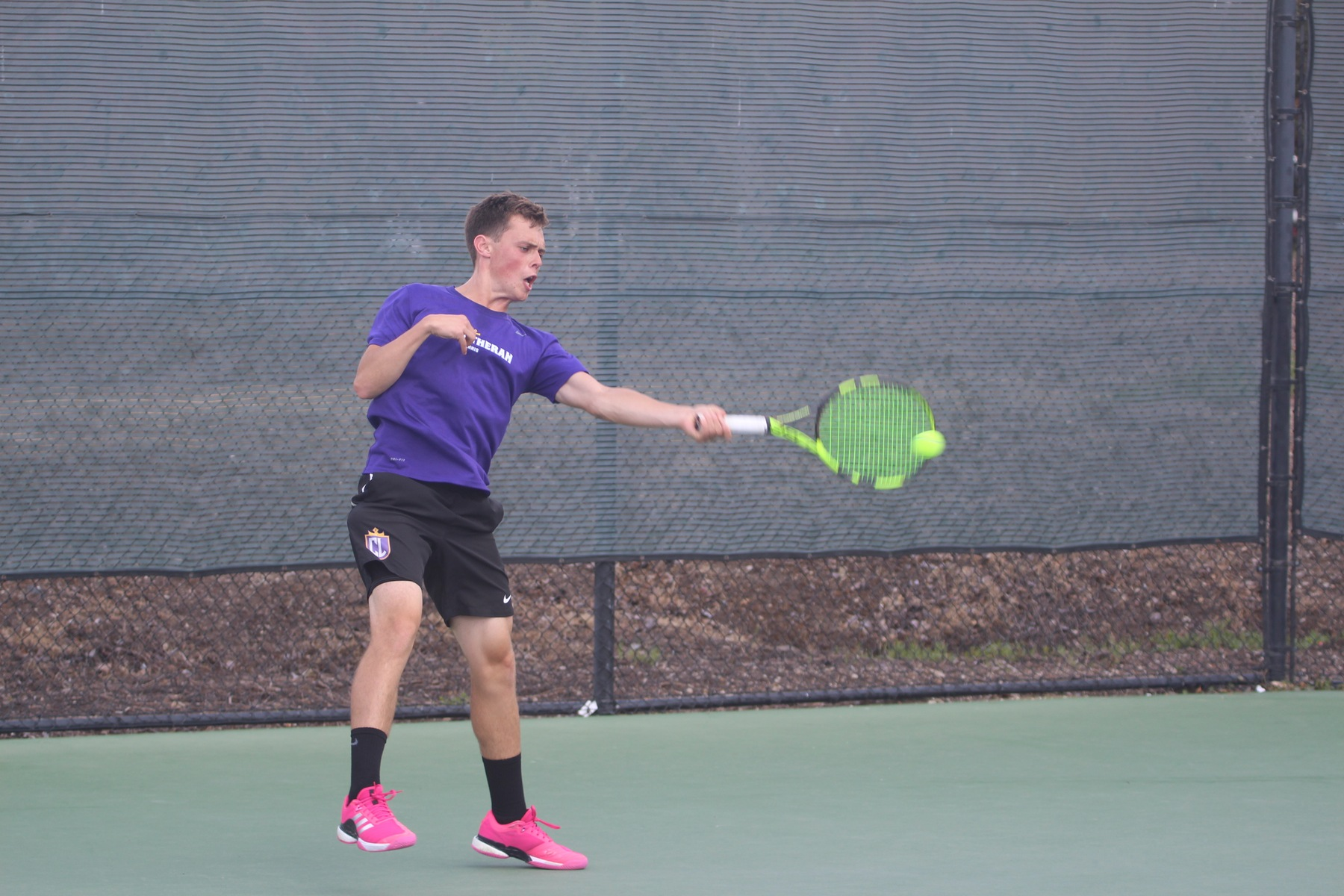 Kingsmen Begin Fall Schedule at ITA Fall West Region Individual Championships