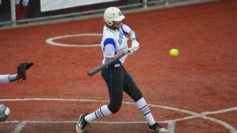 Softball Takes One Game Against Quinnipiac Wednesday Afternoon