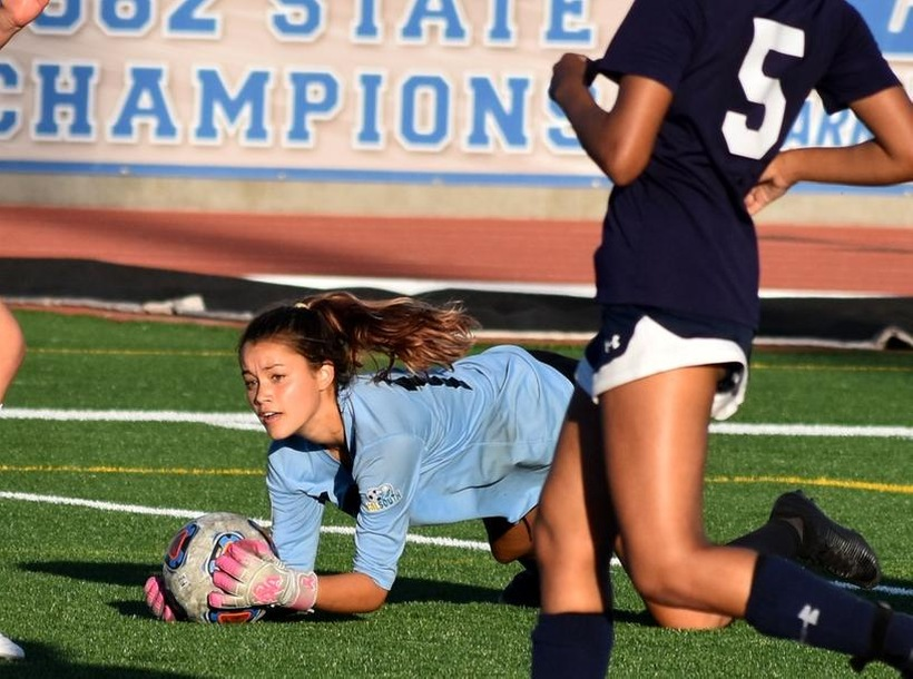 Rojas Makes Eight Saves as El Camino Drops Home Conference Opener to Cerritos