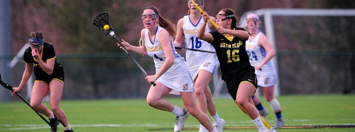 Goucher Women's Lacrosse Falls To Nationally-Ranked Catholic