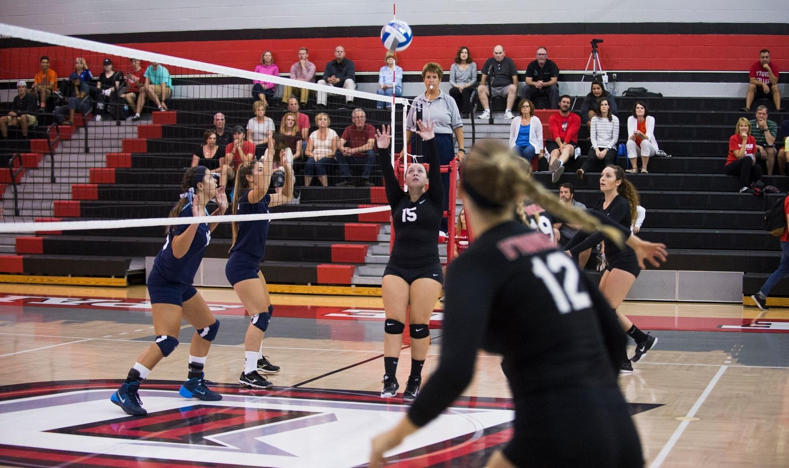 Fourth Win in Last Five Matches Gives Women's Volleyball Momentum Heading into Conference Play