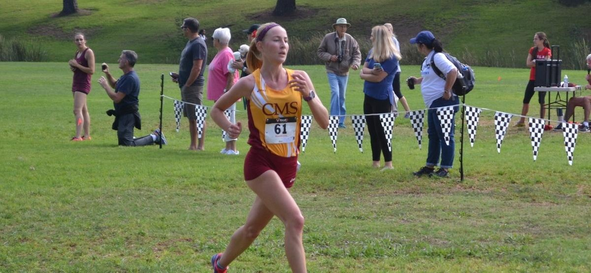 CMS Women's Cross Country Shares First at Biola Invitational