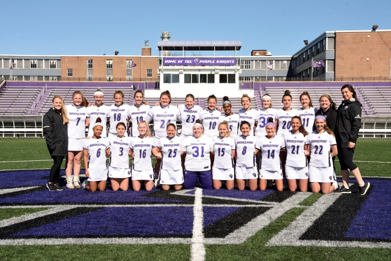 Eleven Different Players Tally Points As Women's Lacrosse Dominates Queens (N.Y.) College, 21-3, On Senior Day