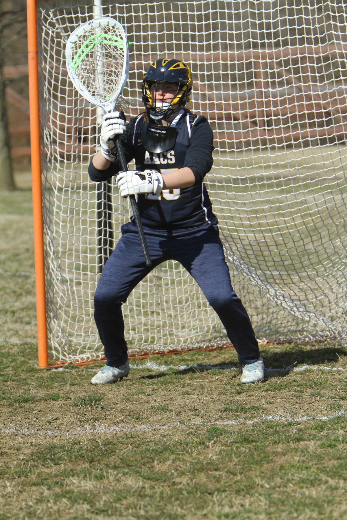 Girls Lacrosse Remains In 1st After Win Over Catholic