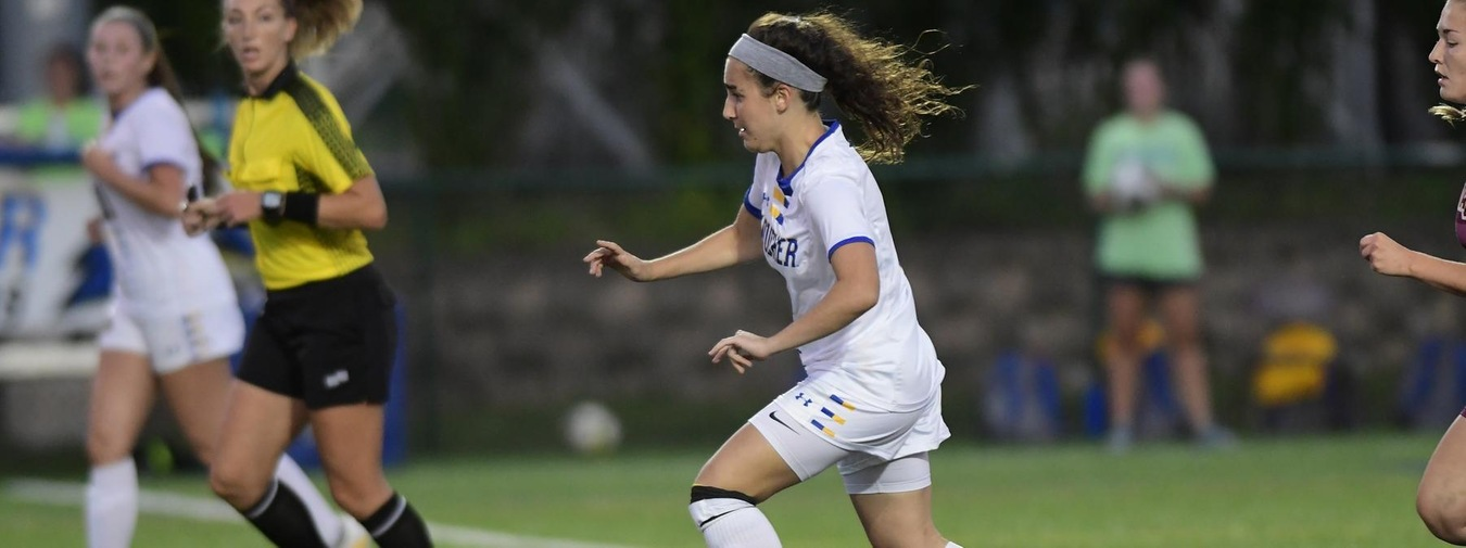 Goucher Women's Soccer Falls To Moravian In Season Finale
