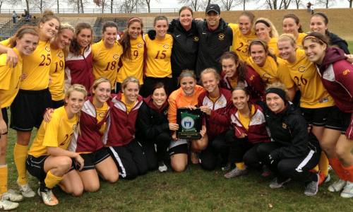 Cobbers Clinch MIAC Regular-Season Championship!