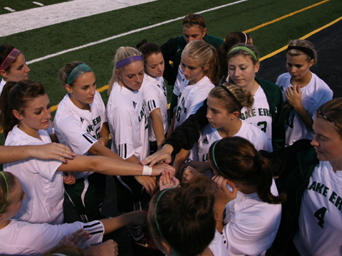 Women's Soccer Goes Down at Saginaw Valley