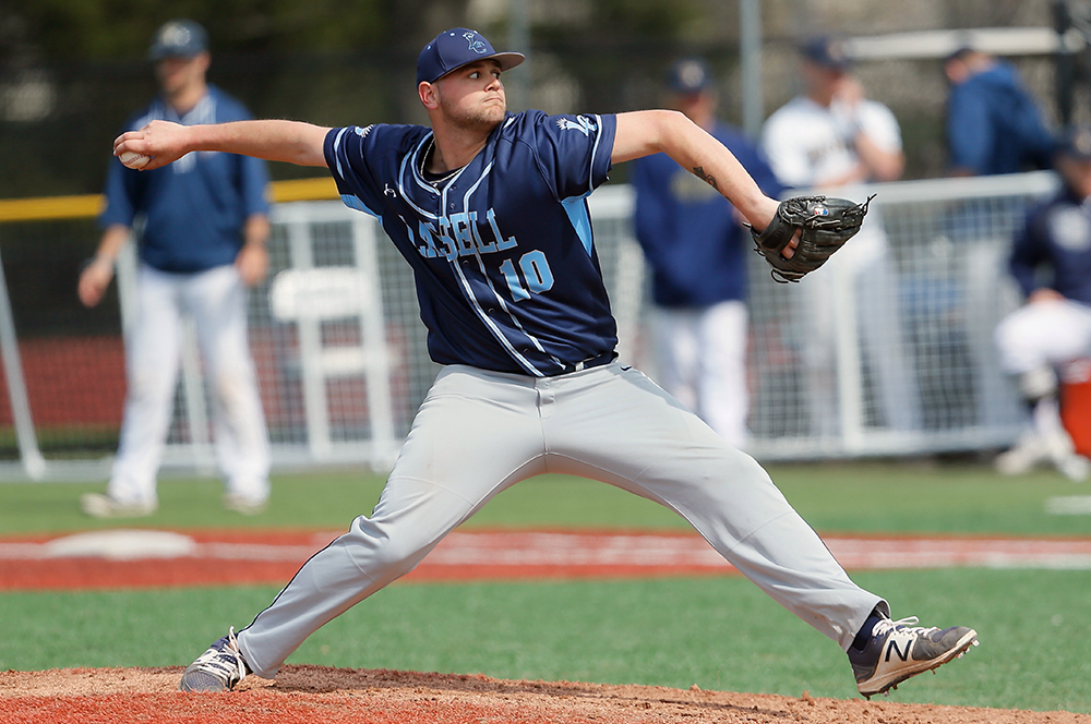 BB: Lasell sweeps GNAC doubleheader at Norwich